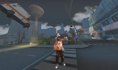 Shadow's Edge Screenshot