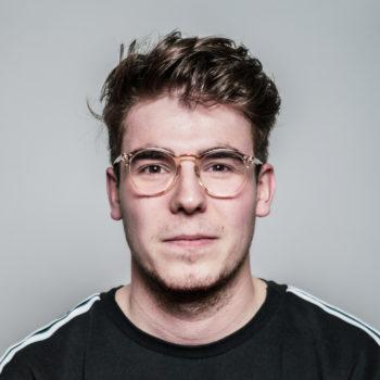 Team Little Chicken - Developer Thom van de Vin