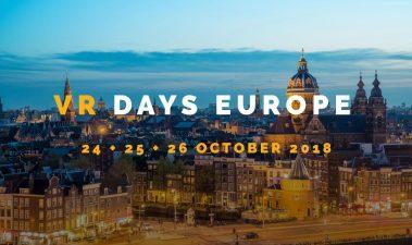 VR Days 2018 Europe