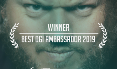 Tomas Sala wins DGI Ambassador 2019 at Game Bakery Awards 2020